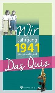 Das Quiz - Wir vom Jahrgang 1941