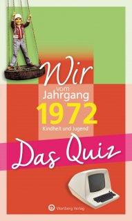Das Quiz - Wir vom Jahrgang 1972
