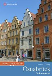 Osnabrück Farbbildband - Die Friedensstadt