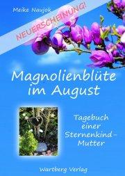 Magnolienblüte im August