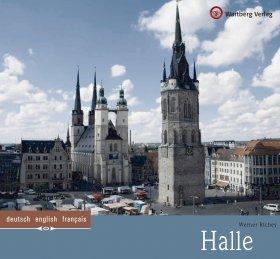 Halle - Farbbildband