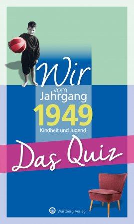 Das Quiz - Wir vom Jahrgang 1949