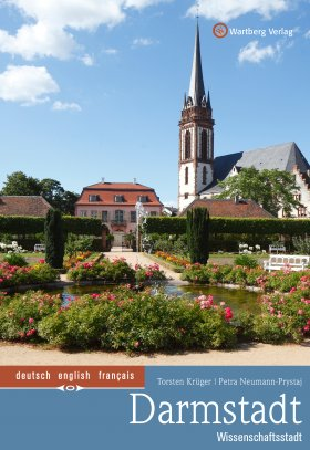 Darmstadt Farbbildband - Wissenschaftsstadt