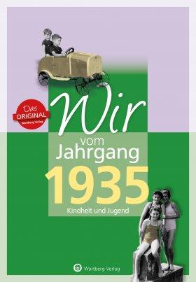 Wir vom Jahrgang 1935