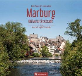 Marburg Universitätsstadt Farbbildband